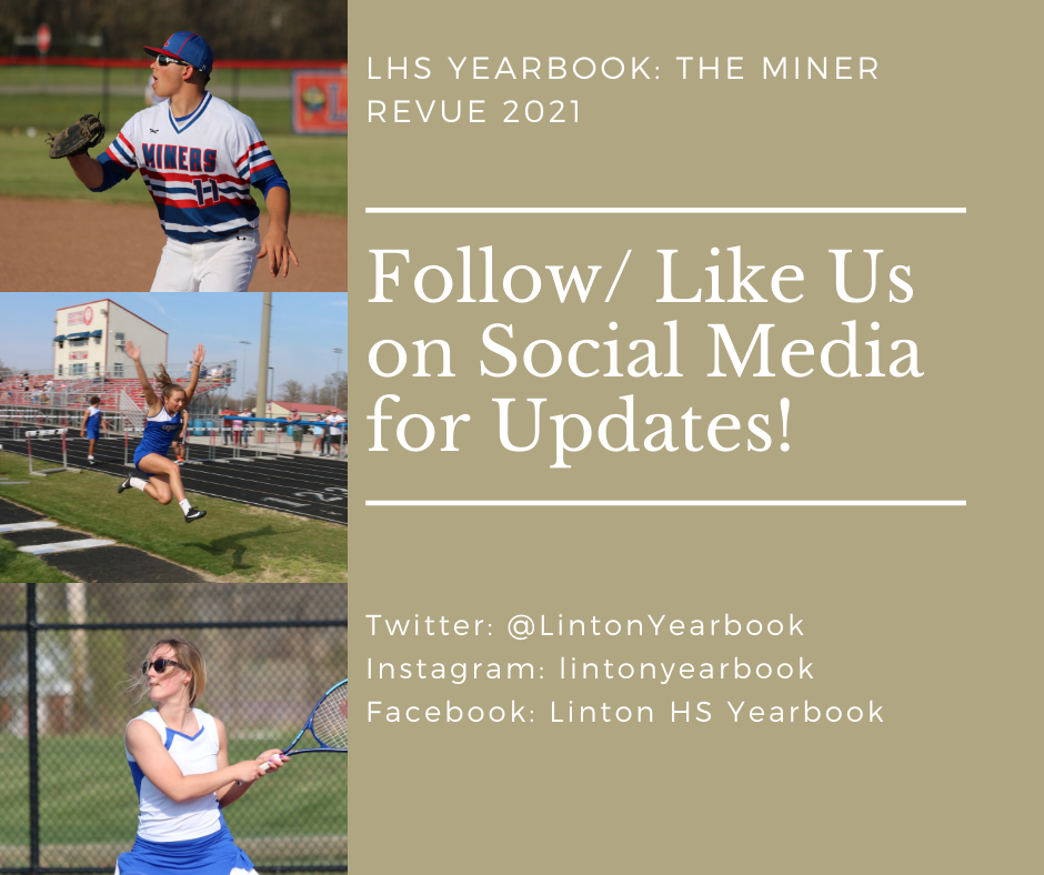 LHS Yearbook: The Miner Revue 2021
