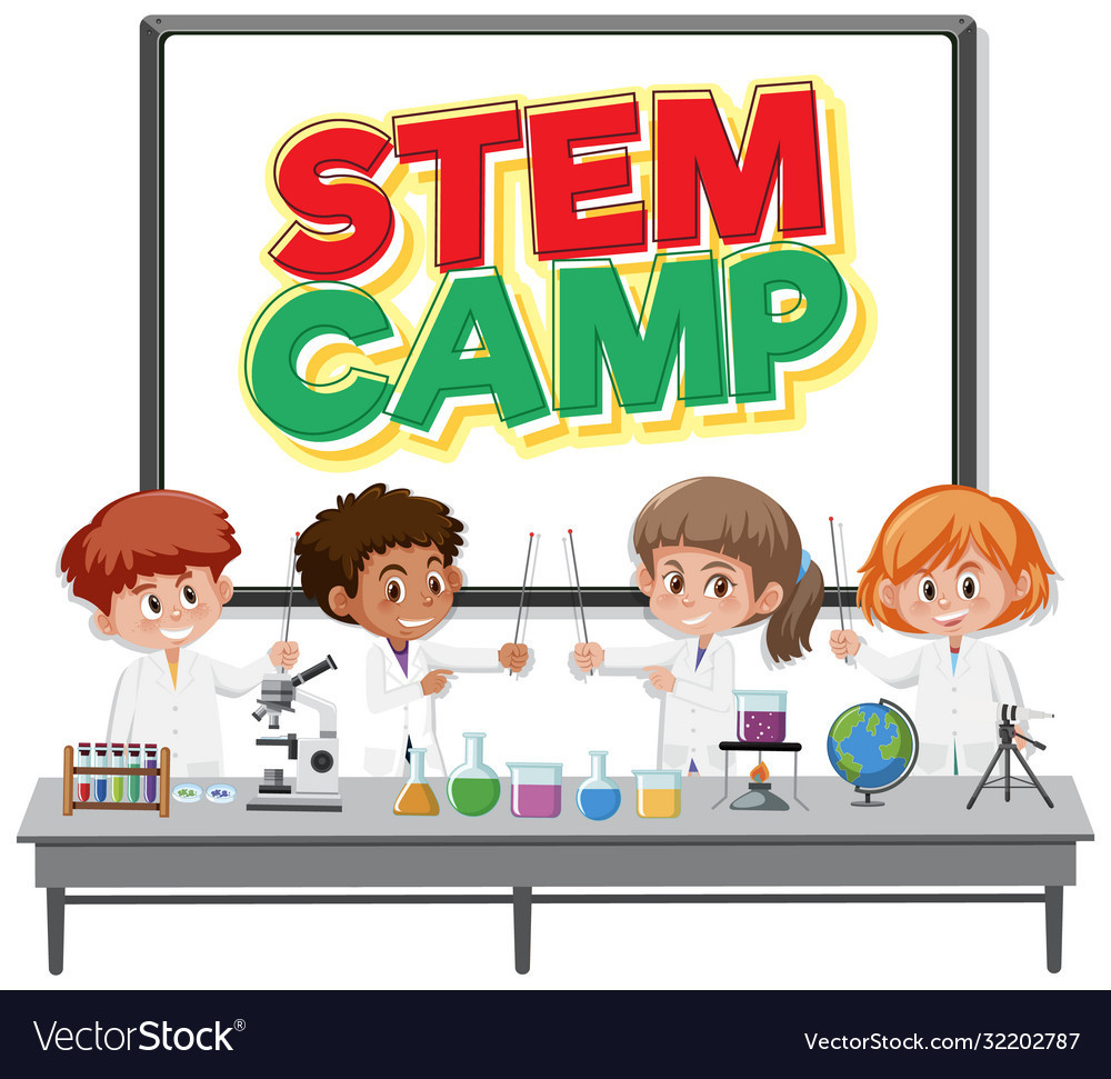 STEAM CAMP OPPORTUNITY